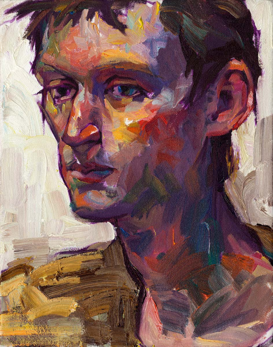 <b>Alla Prima</b> - GL_painting_Alla-Prima-John-J-18x14