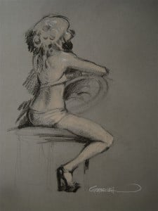Dr. Sketchy drawing #1