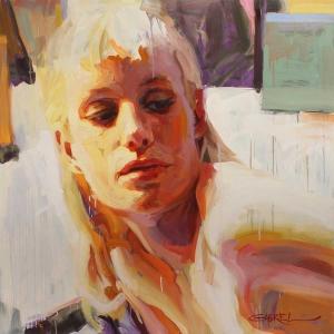Art of Gabriel Lipper - Faces