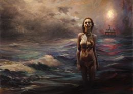 Art of Gabriel Lipper - American Dream - The Siren